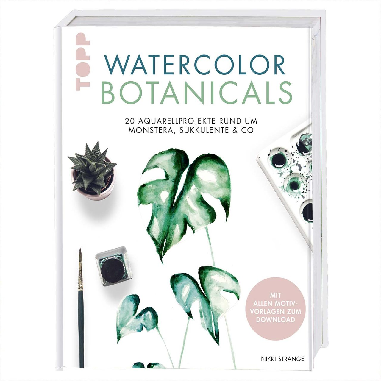 TOPP Watercolor Botanicals von TOPP