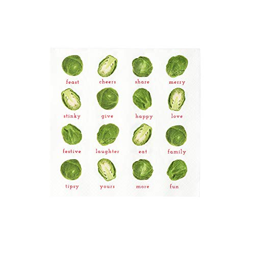 Talking Tables Weihnachtsfeier Dekorationen Bc-Sprout-Napkinv2 Serviette von Talking Tables