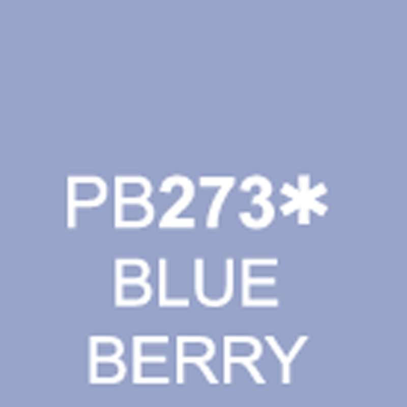 TOUCH Twin Brush Marker Blue Berry PB273 von Touch