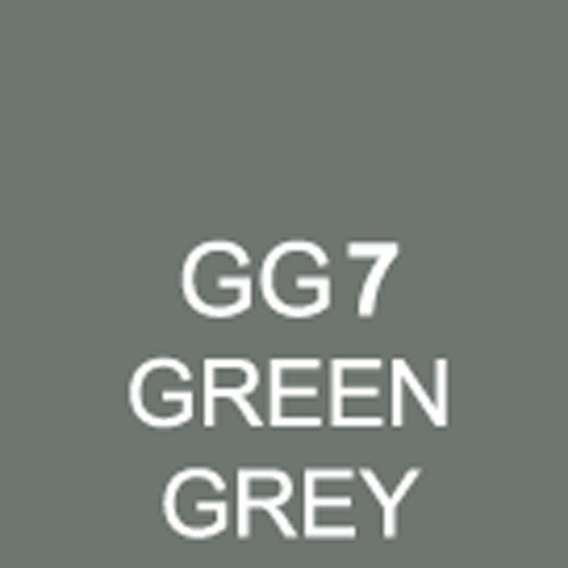 TOUCH Twin Brush Marker Green Grey GG7 von Touch