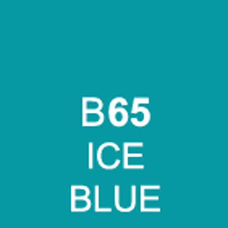TOUCH Twin Brush Marker Ice Blue B65 von Touch