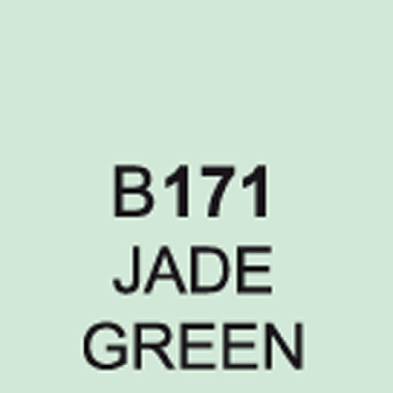 TOUCH Twin Brush Marker Jade Green B171 von Touch