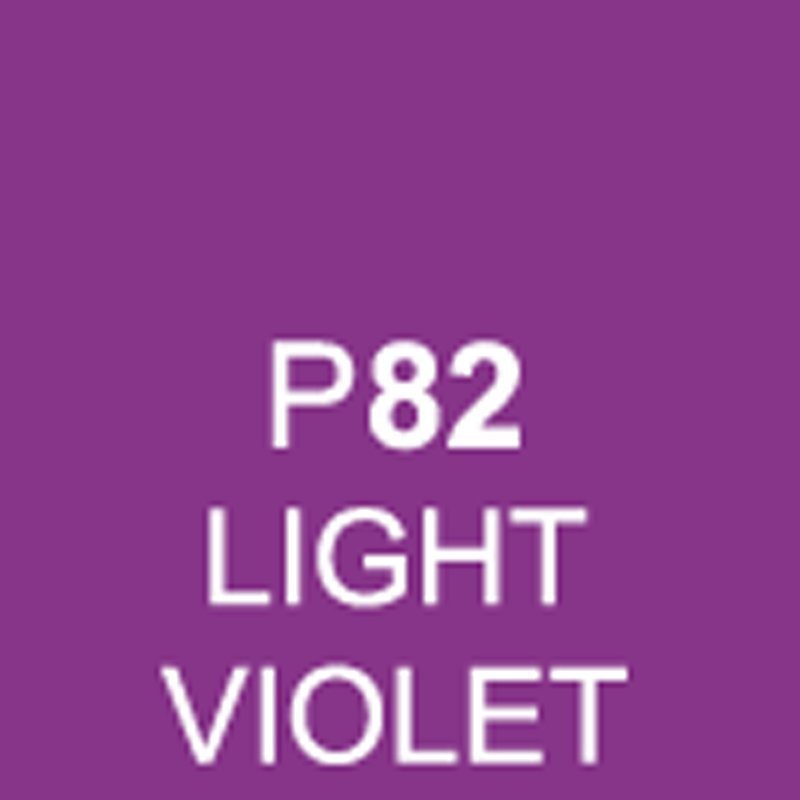 TOUCH Twin Brush Marker Light Violet P82 von Touch