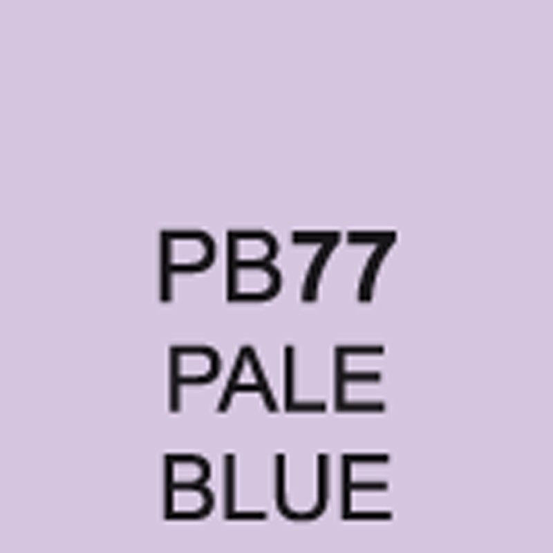 TOUCH Twin Brush Marker Pale Blue PB77 von Touch