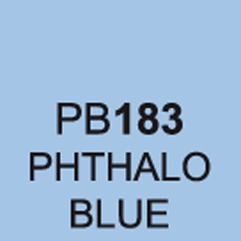 TOUCH Twin Brush Marker Phthalo Blue PB183 von Touch