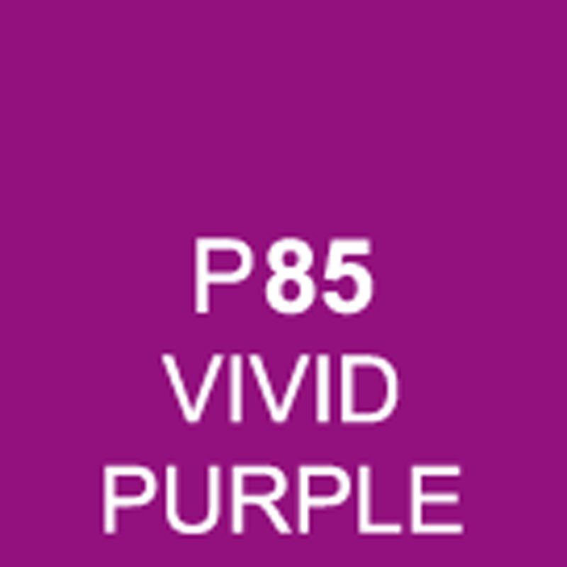 TOUCH Twin Brush Marker Vivid Purple P85 von Touch