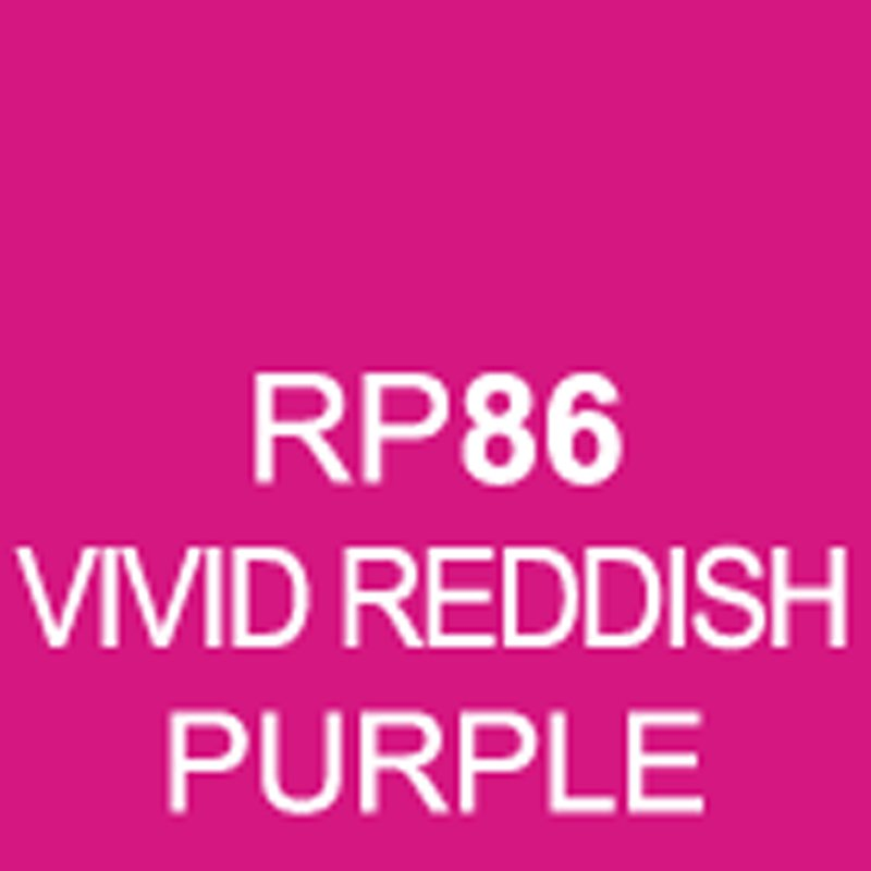 TOUCH Twin Brush Marker Vivid Reddish Purple RP86 von Touch