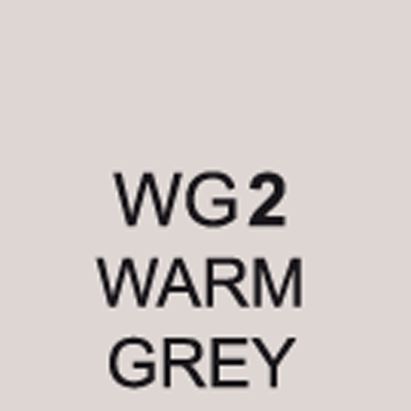 TOUCH Twin Brush Marker Warm Grey WG2 von Touch