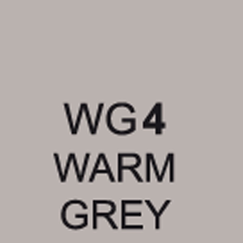 TOUCH Twin Brush Marker Warm Grey WG4 von Touch