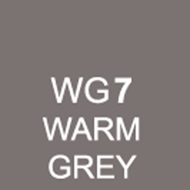 TOUCH Twin Brush Marker Warm Grey WG7 von Touch