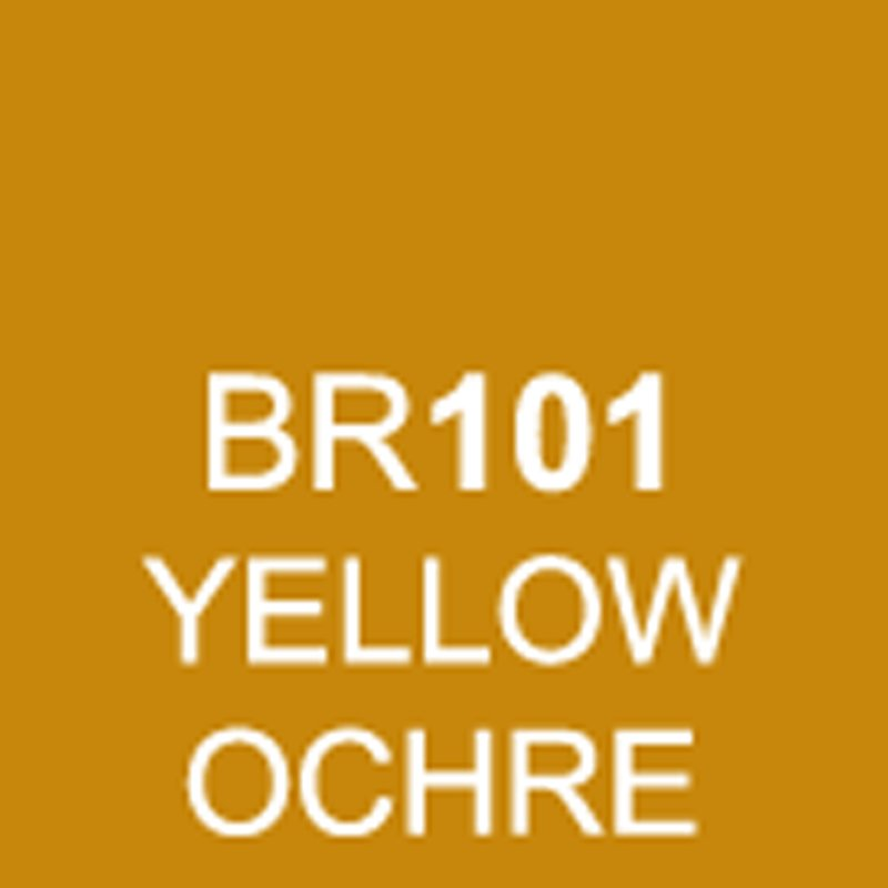 TOUCH Twin Brush Marker Yellow Ochre BR101 von Touch