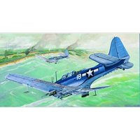 SBD-5/A-24B Dauntless US Navy von Trumpeter