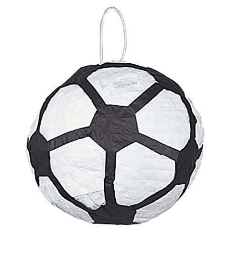 Unique Party Supplies Pinata Fussball von Unique Party Supplies