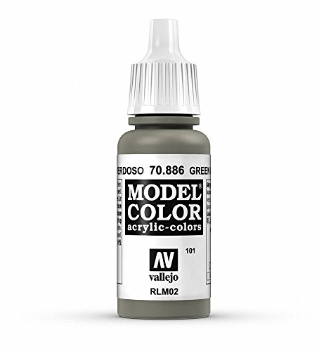 Vallejo, Model Color, Acrylfarbe, 17 ml Grün Grau von Vallejo