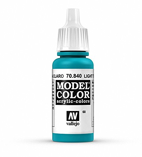 Vallejo, Model Color, Acrylfarbe, 17 ml Helltürkis von Vallejo