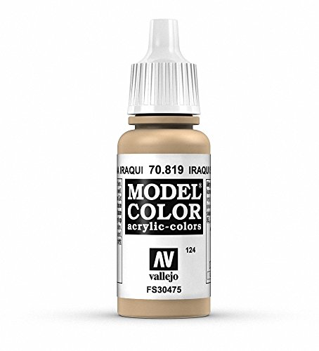 Vallejo, Model Color, Acrylfarbe, 17 ml Irakischer Sand von Vallejo