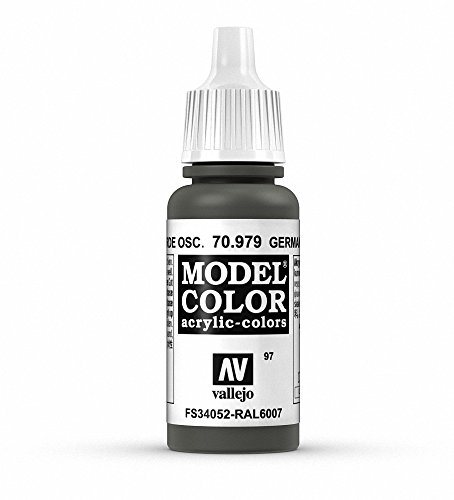 Vallejo, Model Color, Acrylfarbe, 17 ml German Cam dunkelgrün von Vallejo