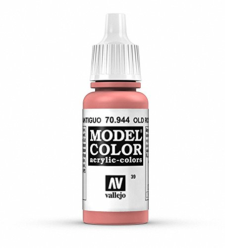 Vallejo, Model Color, Acrylfarbe, 17 ml Old Rose von Vallejo