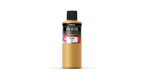Vallejo 063049 Gold, Metallic, 200 ml von Vallejo