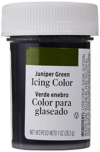 Wilton Icing Colors 1oz-Juniper Green von Wilton