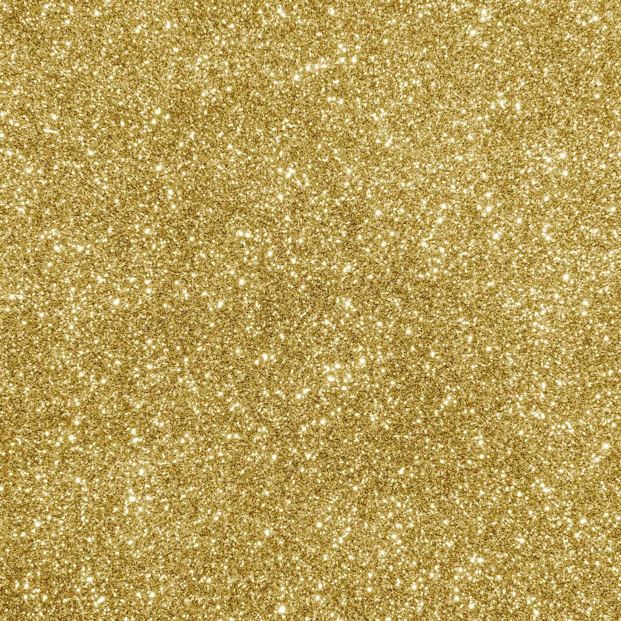 Cricut Joy Iron On Glitter Bügelfolie 13,9x48,2cm gold von Cricut