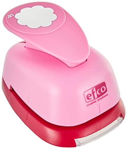 Plastik efco Stanzer pink 6,8x9,7 cm