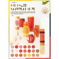 folia Motivblock Colours of India Mumbai farbsortiert 20 Blatt von folia