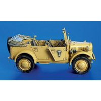 German light Car Kfz. 1 von plusmodel
