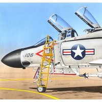 Ladder For F-4 Phantom II von plusmodel